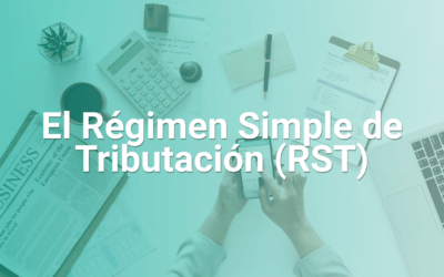 Régimen simple de Tributación (RST) en Colombia 2021